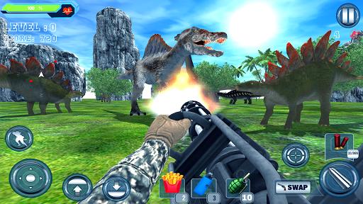 Dinosaur Hunter Adventure apktram screenshots 6