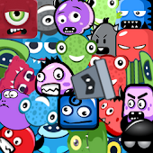 Cute Monsters Attack