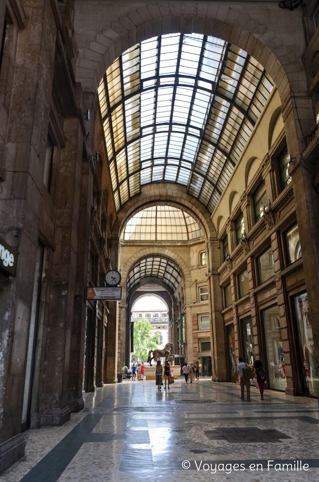 Milan galeria di corso