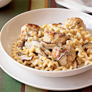 Turkey Pasta With Cream Sauce Recipes.