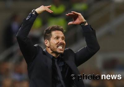 L'Inter de Milan prêt à mettre le paquet pour El Cholo ?
