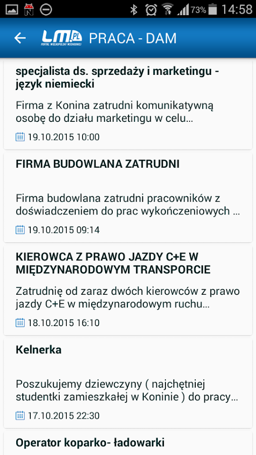 LM.pl- screenshot