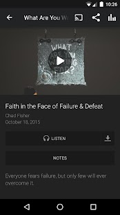 Rock City Church official app- screenshot thumbnail