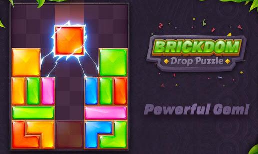Download Brickdom - Drop Puzzle For PC Windows and Mac apk screenshot 22