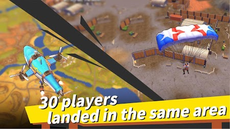 Battlefield Royale-The One APK screenshot thumbnail 1