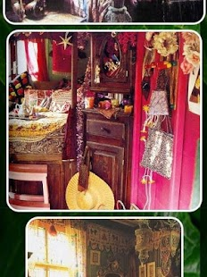 gypsy bohemian home decor screenshot thumbnail - Bohemian Home Decor