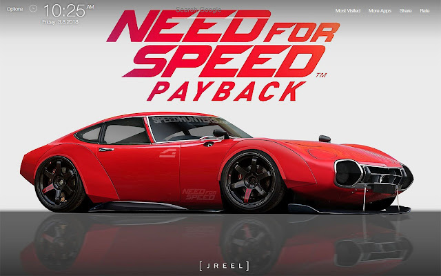 logo need for speed payback wallpaper