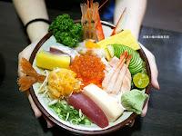 鱻屋-生魚片丼