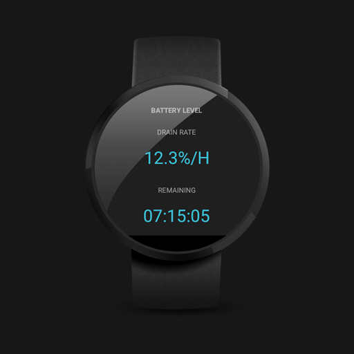 ION: Battery Monitor for Wear- screenshot
