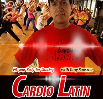 Cardio Latin with Tony Rausseo