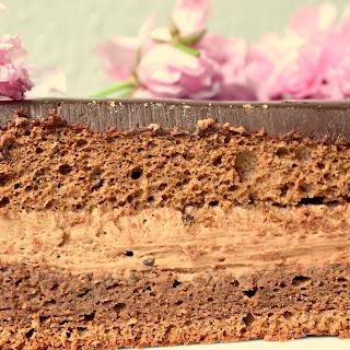 Romanian Chocolate Cake * Tort Amandina