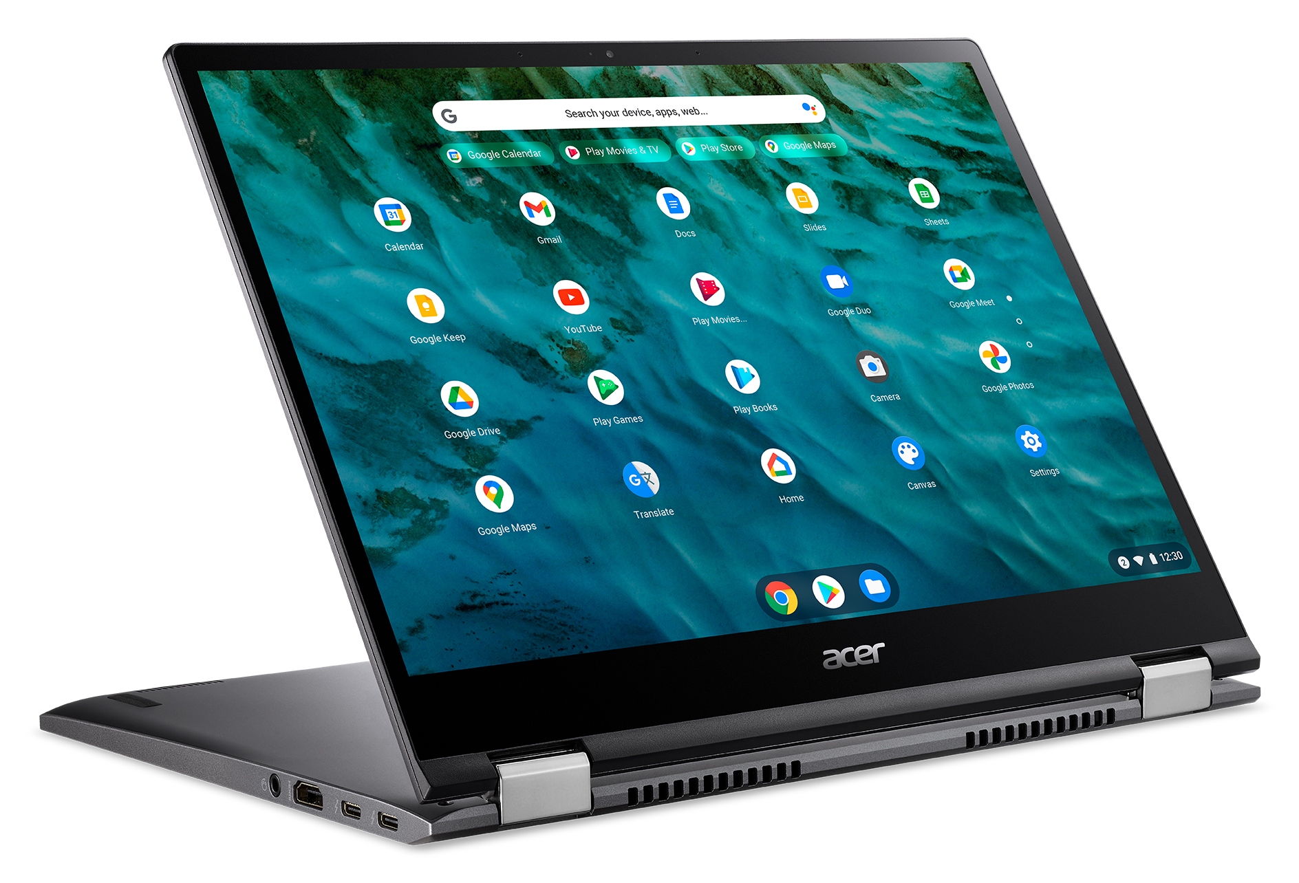 Acer Chromebook Spin 713 - photo 5