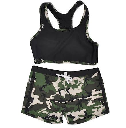 Lindberg Betty Bikini, Black/Green