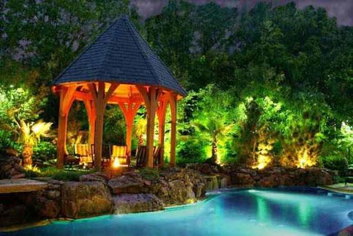 ガーデンランプデザイン