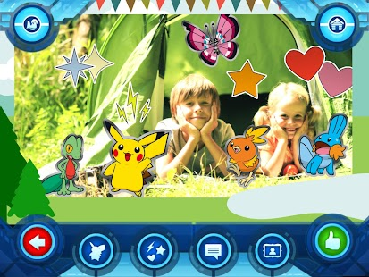 Camp Pokémon- screenshot thumbnail