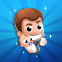 Idle Family Sim - Life & Success Manager icon