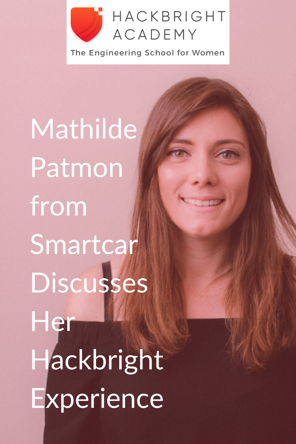 Mathilde from Smartcar Skills Up with Hackbright