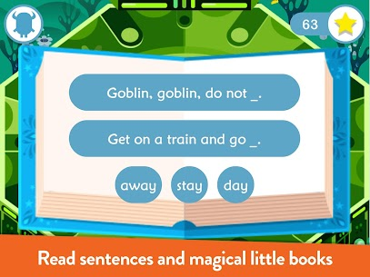 Teach Your Monster to Read Apk – Phonics & Reading Game 5