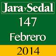 Jara Y Sedal 147 Febrero 2014 icon