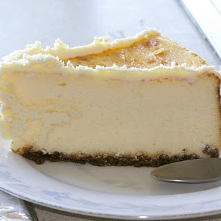 French Vanilla Cheesecake Recipes