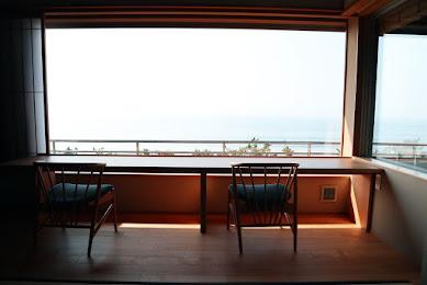 リニューアルした「鴨川館」で心を癒やす~眼前に広がる雄大な海を眺めながら温泉を楽しむ
