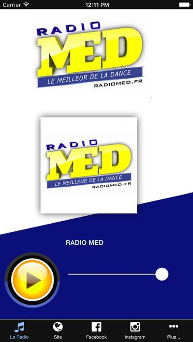 RADIO MED- screenshot