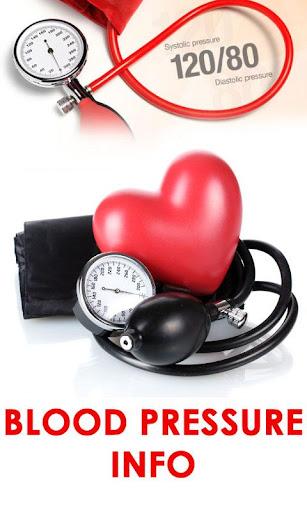 Blood Pressure Info screenshot 2