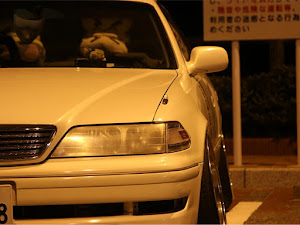 マークII GX100 1999年式後期型のカスタム事例画像 ゆうきさんの2020年11月21日11:25の投稿