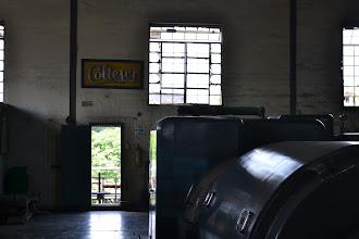 Photo: La turbina de COLTEJER