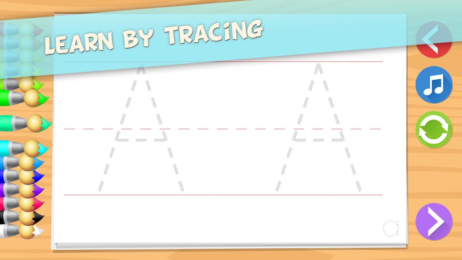 Abc Kids Tracing Phonics Screenshot
