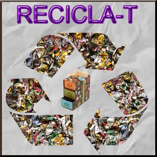 Recicla-te 媒體與影片 LOGO-玩APPs