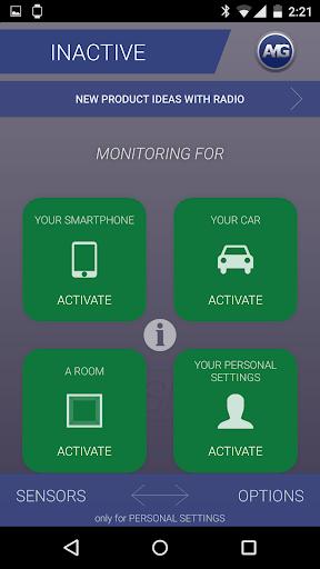 Alarm system AMGoSmart Basic