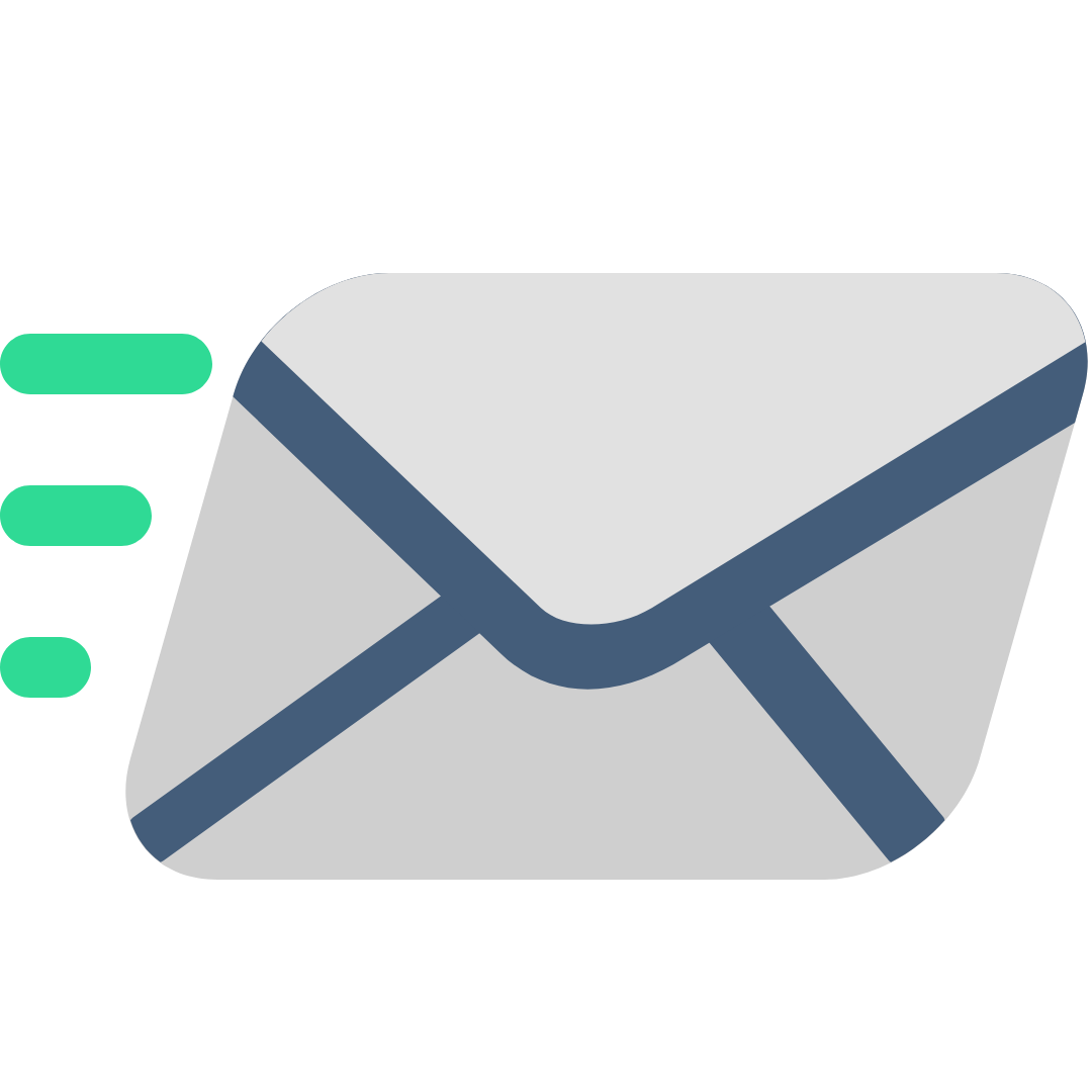 Fast email icon