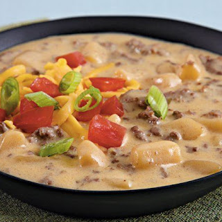 Cheeseburger Chowder Recipes