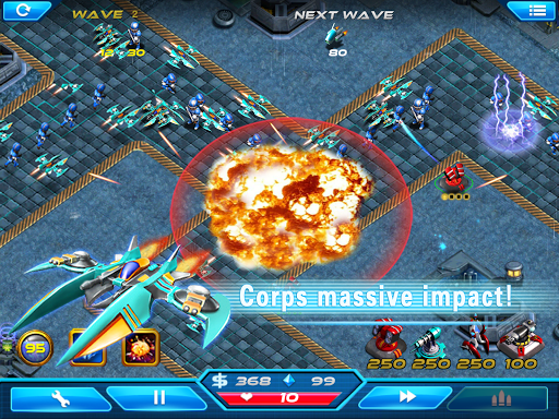 Corps Defense 1.1.6 screenshots 8