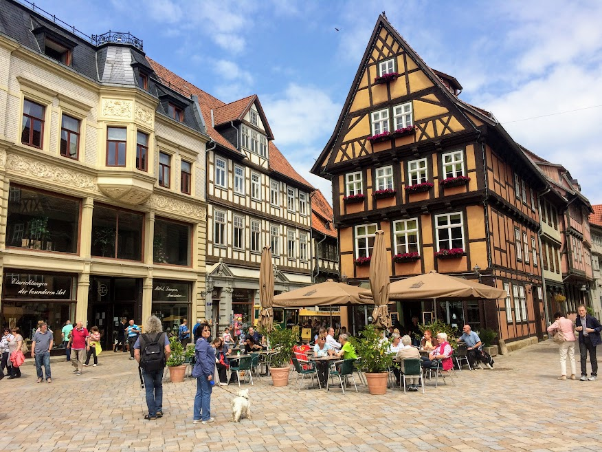Quedlinburg, the cutest German town nobody's heard of