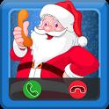 Live Santa Claus Video Call icon