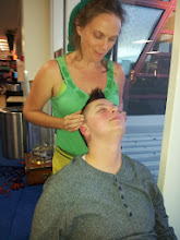 Photo: massages in Darwin airport