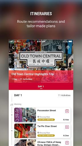 My Hong Kong Guide 1.3.2 screenshots 2