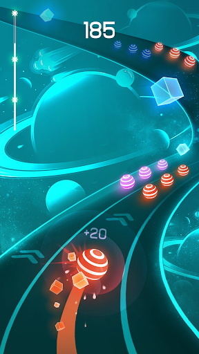 Download Dancing Road: Colour Ball Run! MOD APK 4
