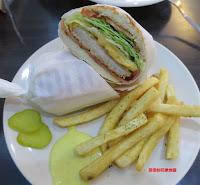 芭芭拉三明治