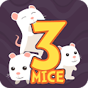 Three Mice icon