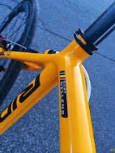 Photo: Attended PressCamp 14 and this Bart Wellens Bike