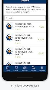 Olijslager Scan&Bestel App DHZ - náhled