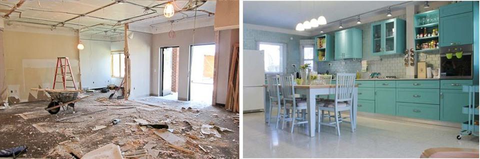 Khi nào chỉ cần sửa chữa lại nhà ở?