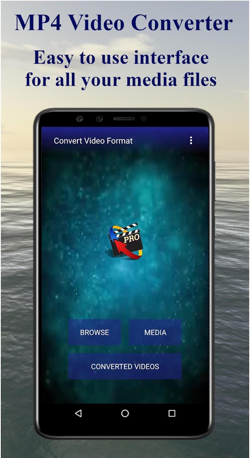 MP4 Video Converter PRO Screenshot 0