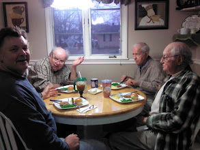 Photo: Home Sweet Home supper
