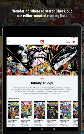 Marvel Unlimited screenshot 19