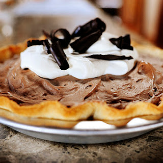 Delicious Chocolate Pie