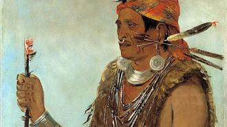 Tenskwatawa proclamó una maldición contra su archienemigo.
